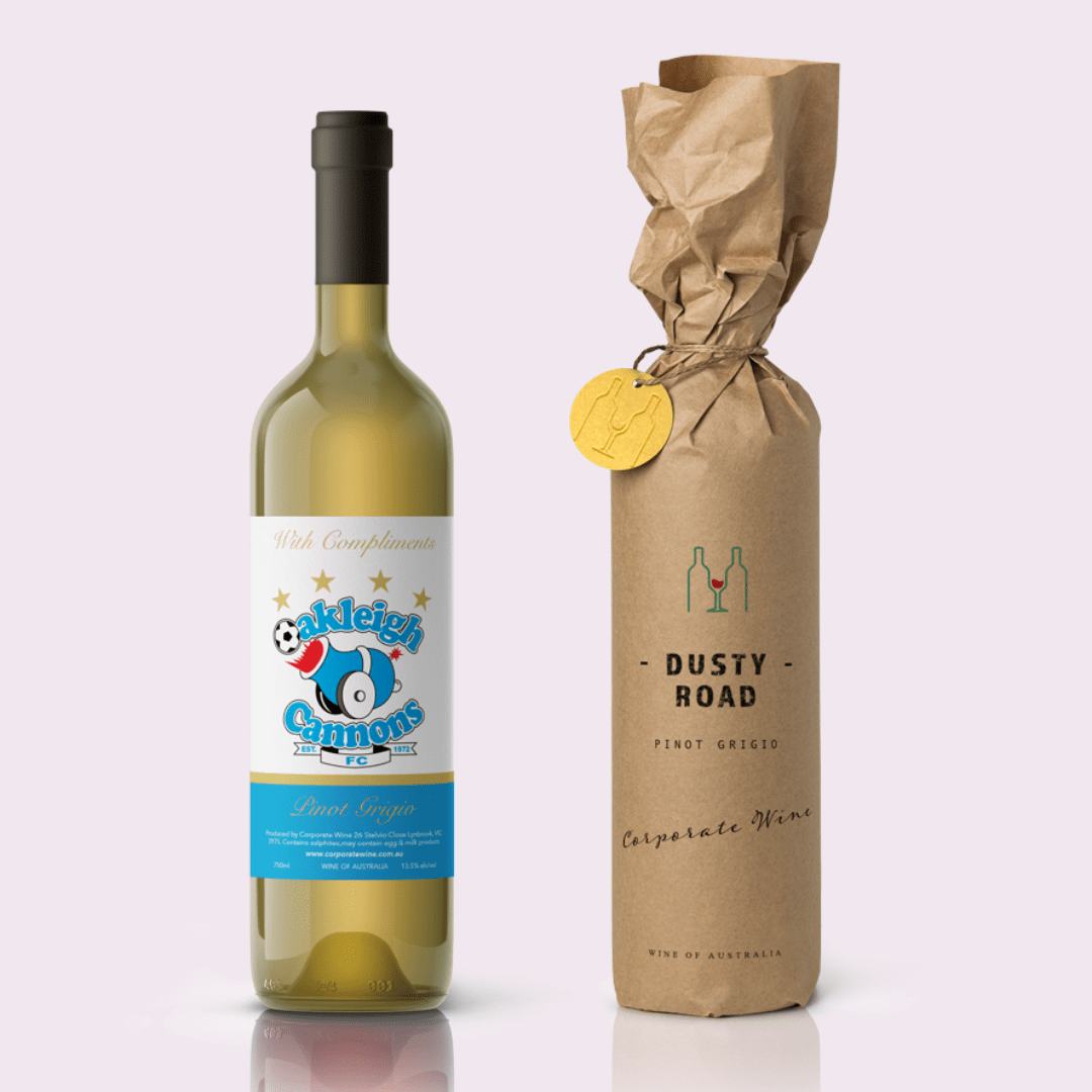Dusty Road Pinot Grigio-min